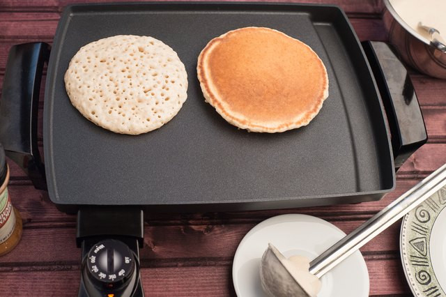 Griddle Temp For Pancakes  How to Cook Pancakes on an Electric Griddle