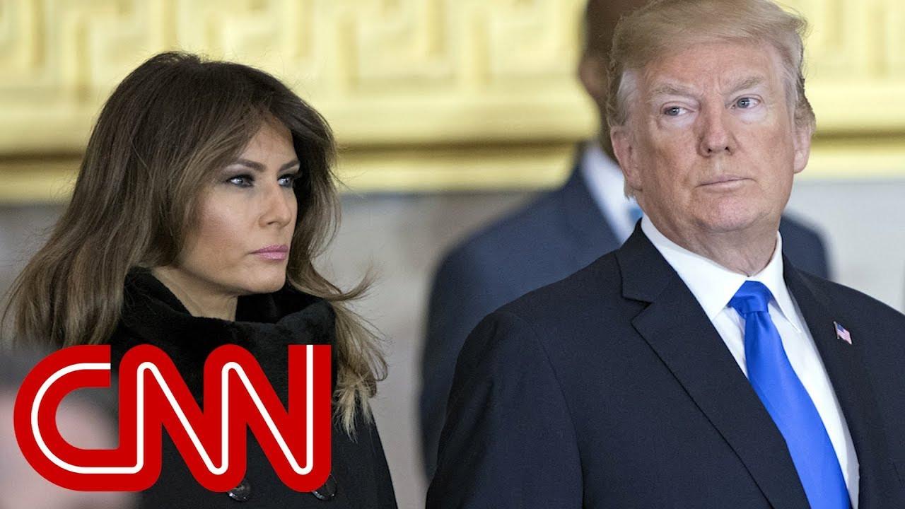 Gridiron Dinner 2018 On Tv  Trump jokes about Melania leaving at Gridiron dinner