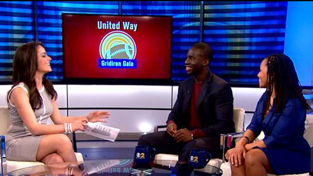 Gridiron Dinner 2018 On Tv  Giants CB Amukamara United Way NYC CEO Preview