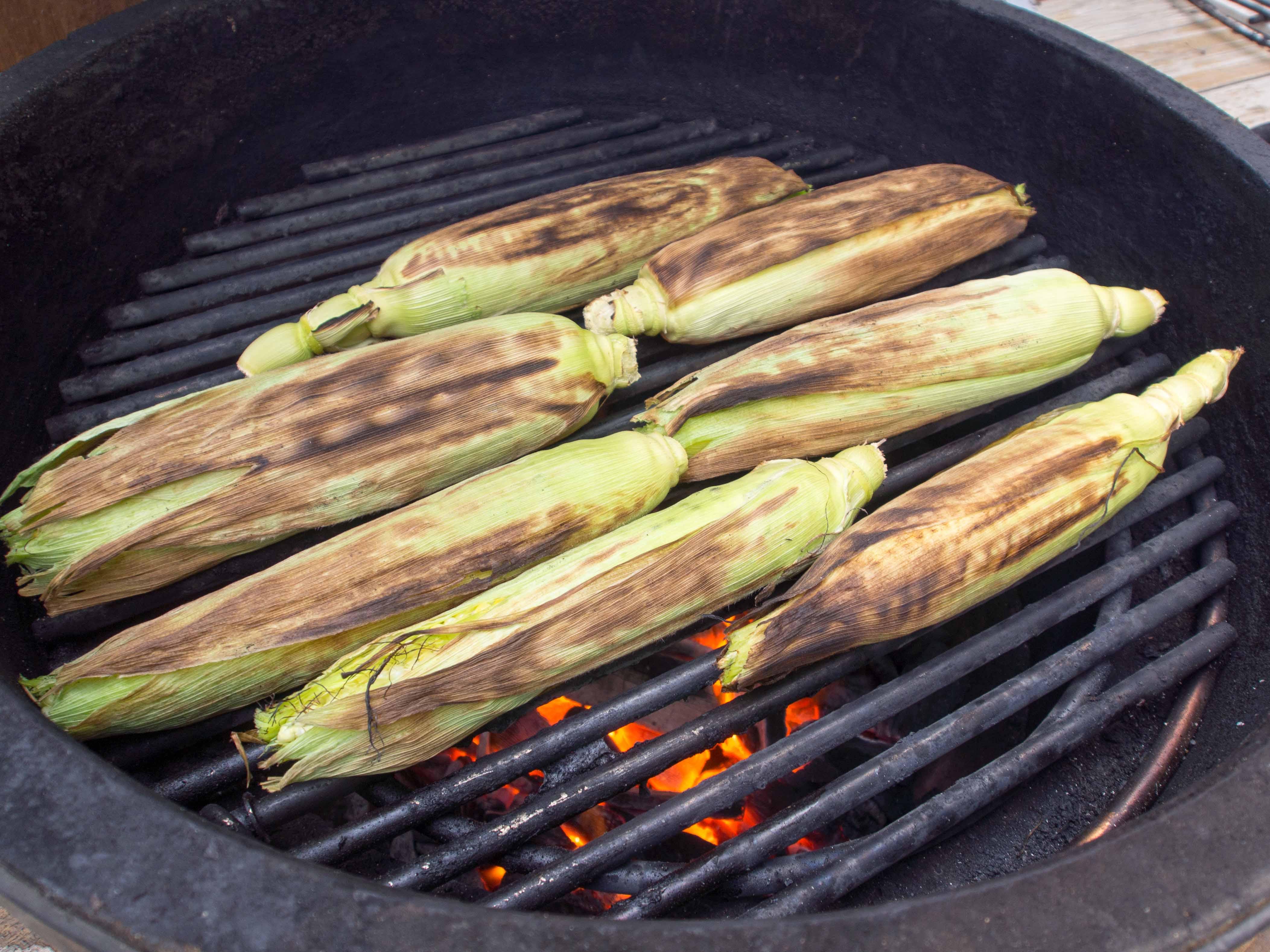 Grill Corn In Husk  Grilled Sweet Corn in the Husk Food & Fire