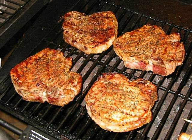 Grill Pork Chops  Grilled Pork Chops Recipe File Cooking For Engineers