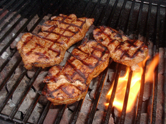 Grill Pork Chops  BEST GRILLED PORK CHOPS MARINADE 21 Day Fix Approved
