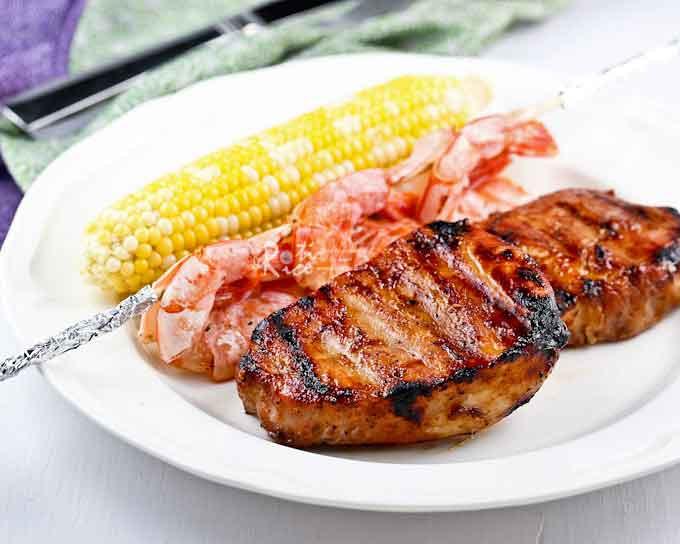 Grill Pork Chops Time  Grilled Pork Chops