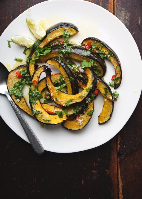 Grilled Acorn Squash  7 Mouthwatering Acorn Squash Recipes Food