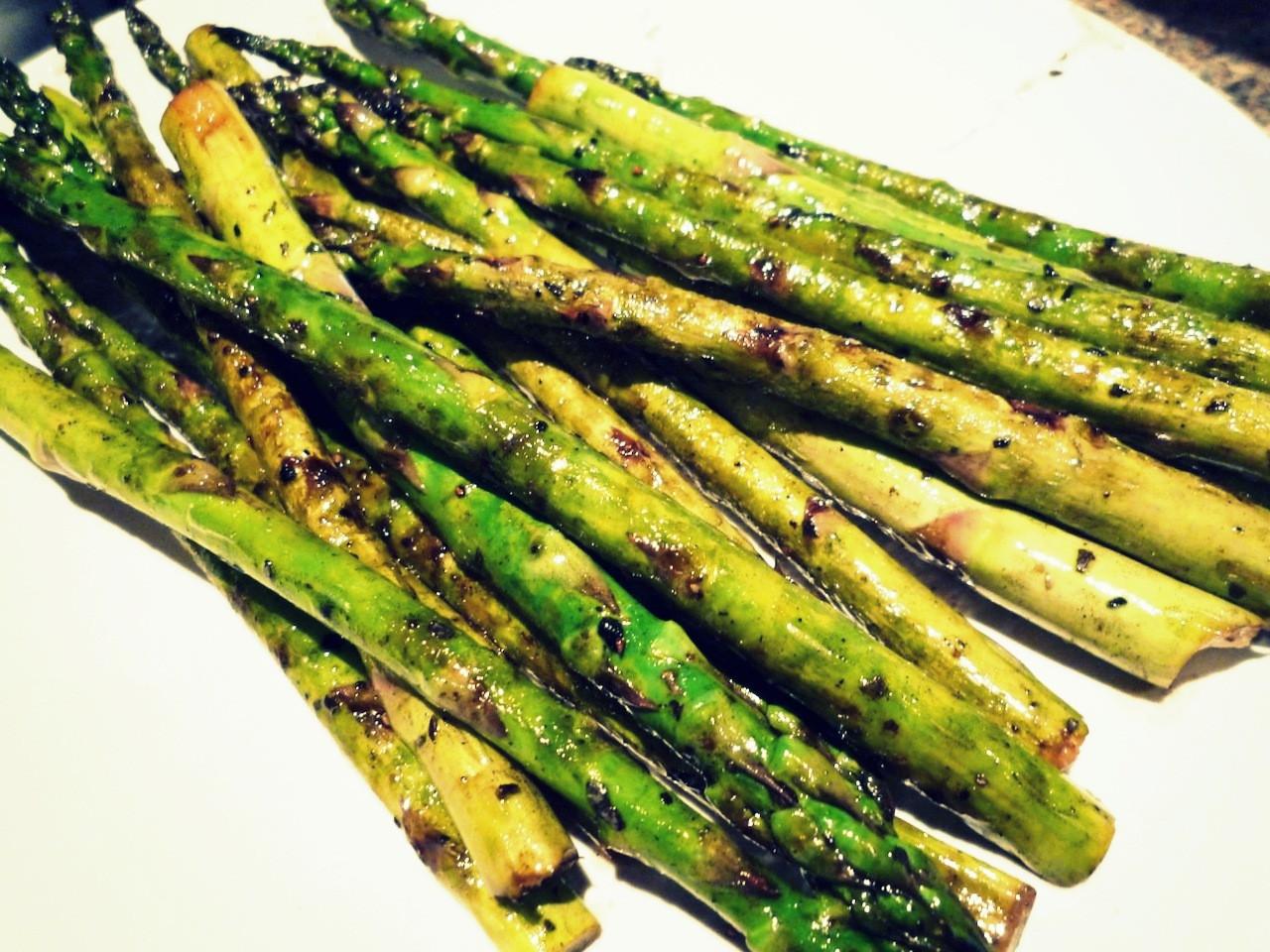 Grilled Asparagus Foil  Asparagus Awesomeness