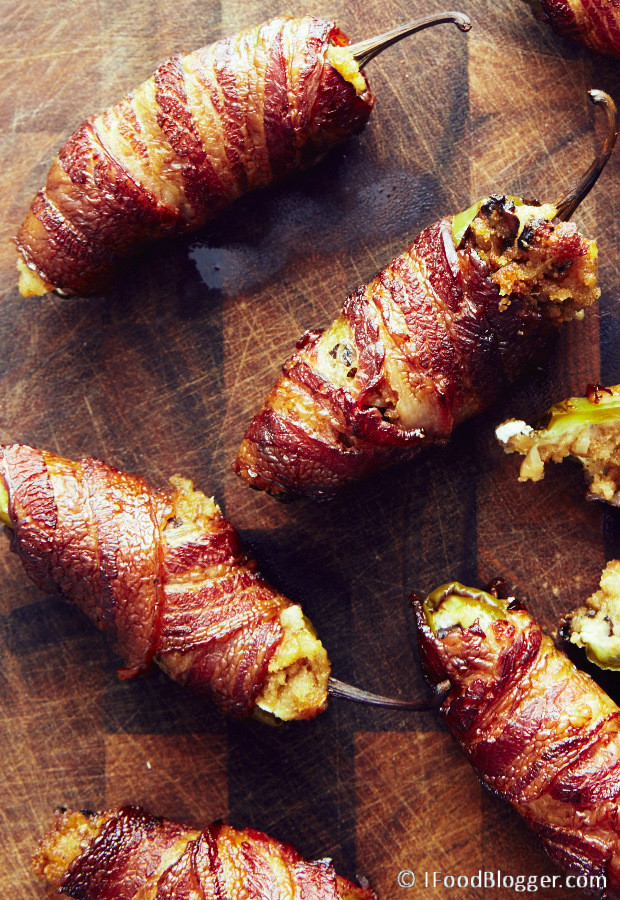 Grilled Bacon Wrapped Jalapeno Poppers  The Ultimate Bacon Wrapped Jalapeno Poppers iFB