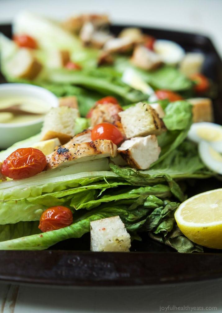 Grilled Chicken Salad Calories  grilled chicken caesar salad calories
