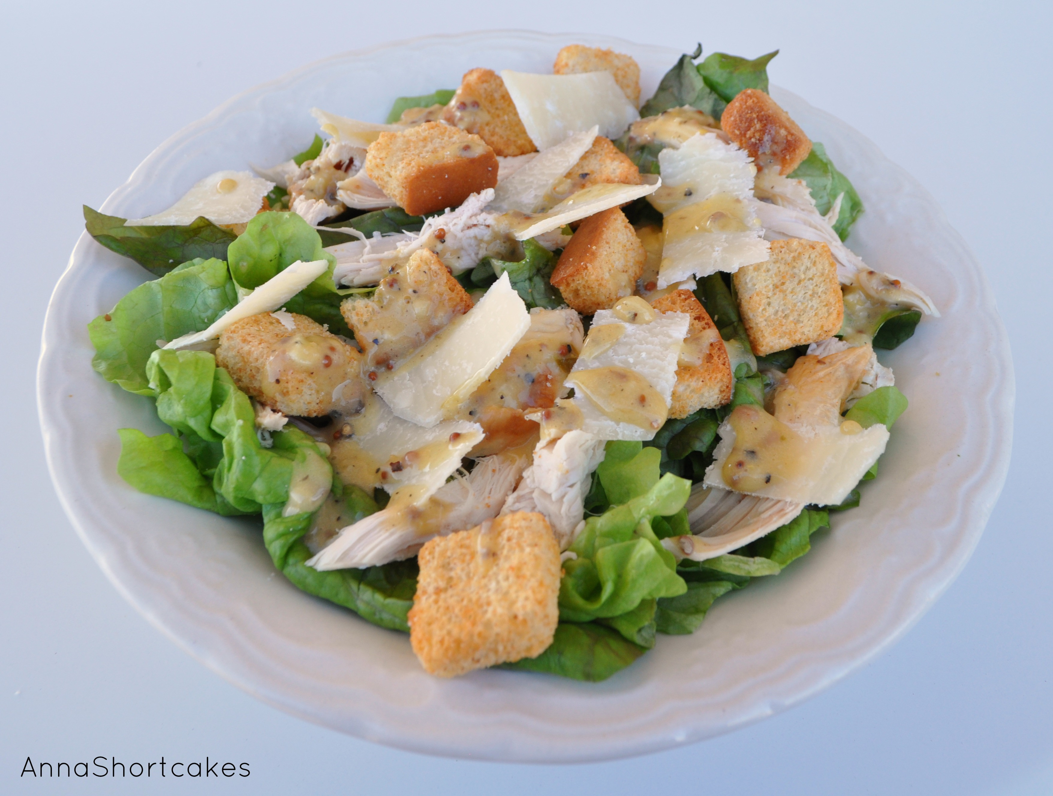 Grilled Chicken Salad Calories  grilled chicken caesar salad no croutons calories
