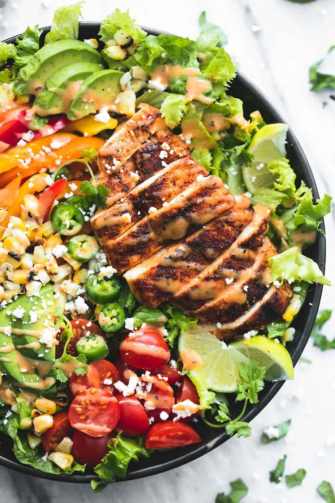 Grilled Chicken Salad Recipes  Latin Grilled Chicken Recipes