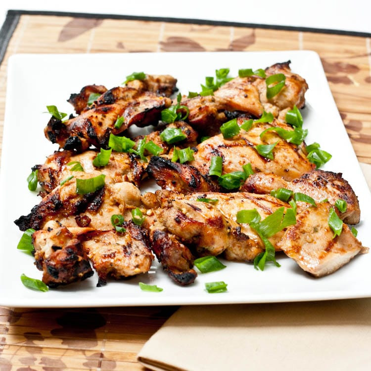 Grilled Chicken Thighs  Grilled Chicken Thighs Gluten Free Dairy Free