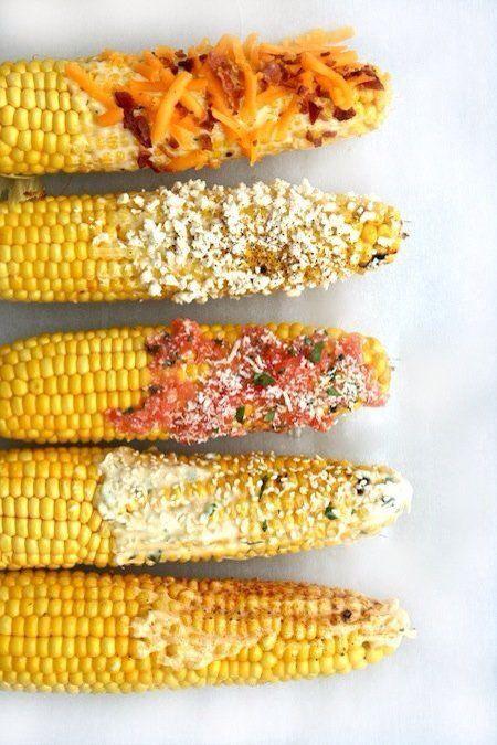 Grilled Corn Recipe  Perfect Grilled Corn Recipe