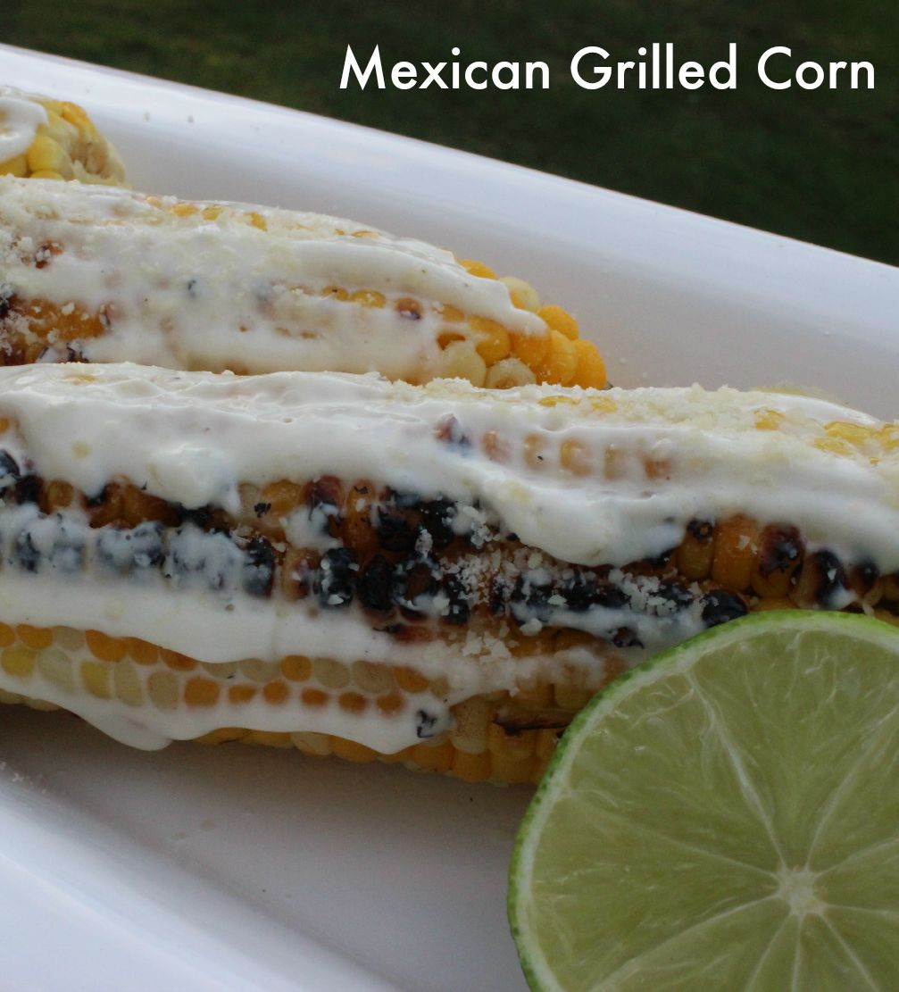 Grilled Corn Recipe  Mexican Grilled Corn Recipe – Sisters Shopping Farm and Home