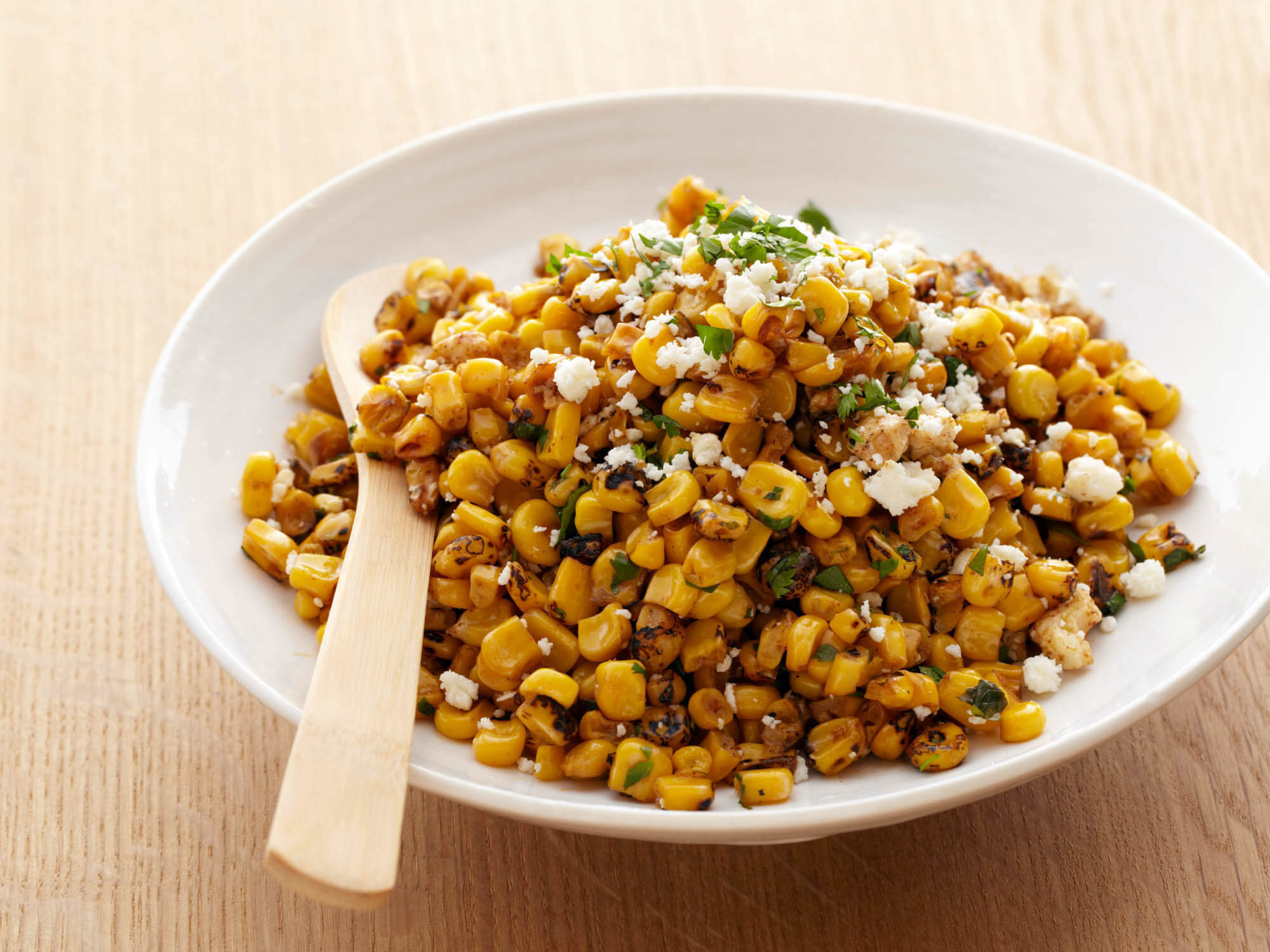 Grilled Corn Salad  The Quick Grilling Guide — Gentleman s Gazette