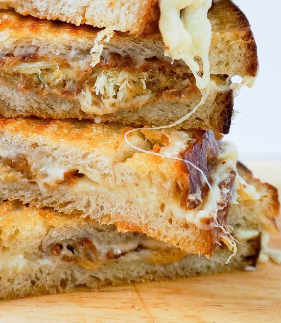 Grilled Crab Cakes  Crab Cake Grilled Cheese