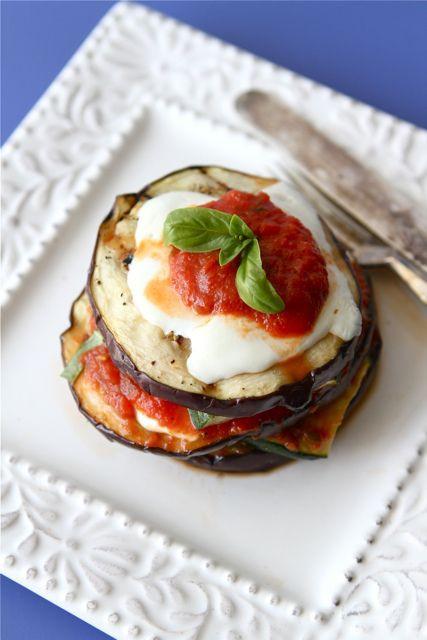 Grilled Eggplant Parmesan  17 Best images about PCOS Recipes on Pinterest