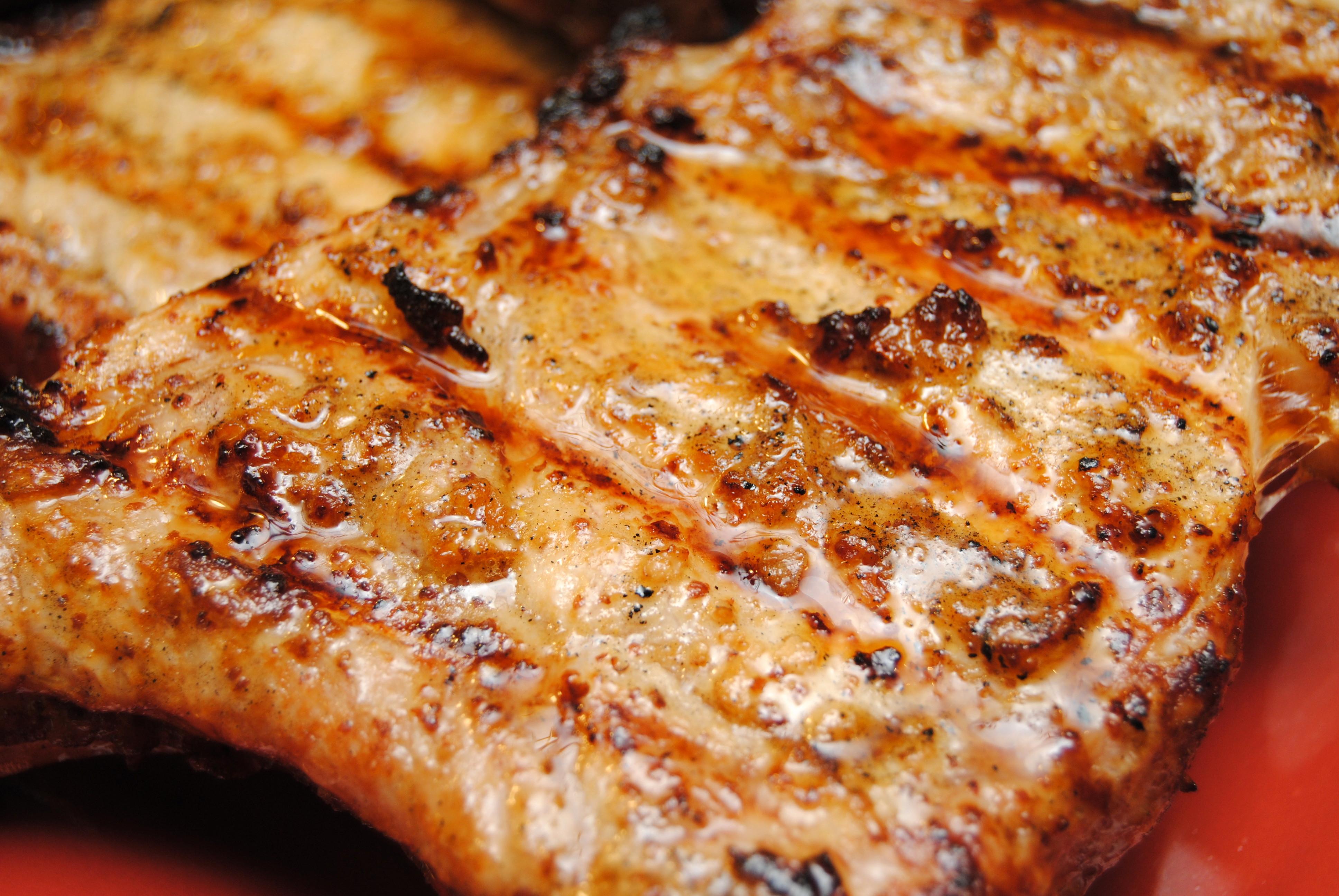 Grilled Pork Chops  Pork