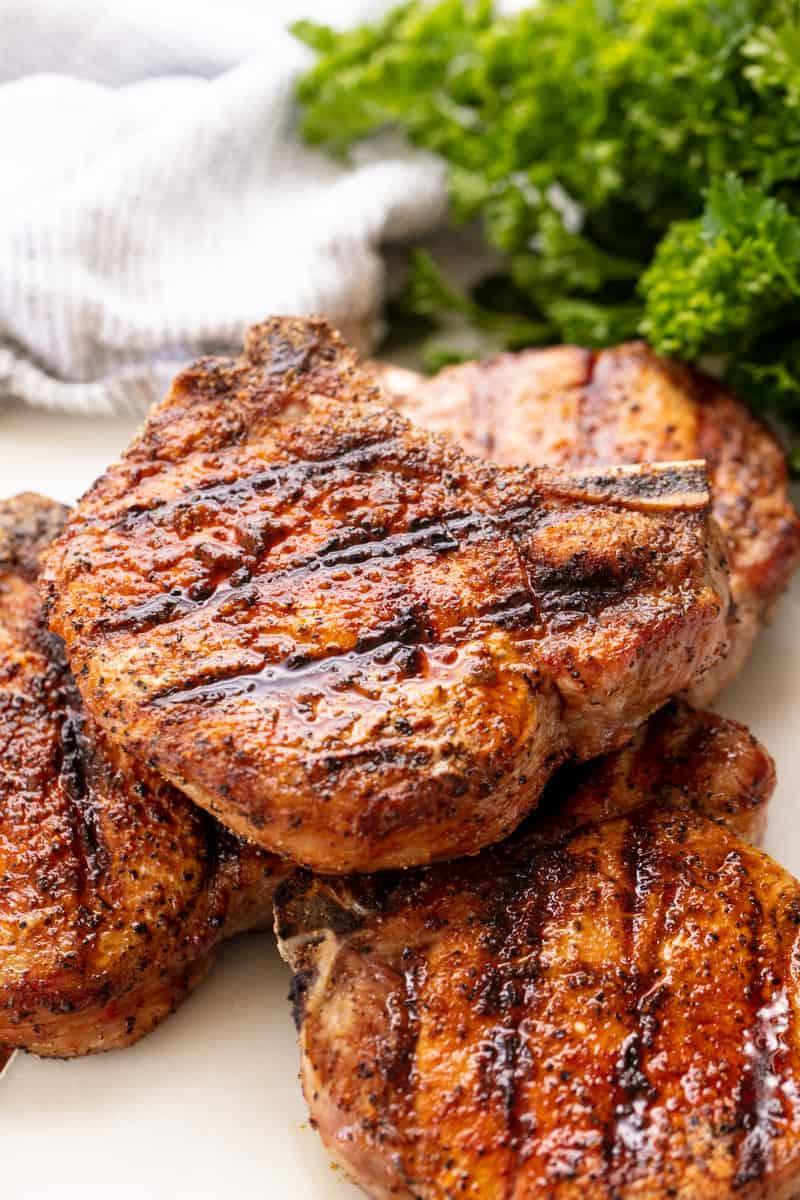 Grilled Pork Chops  Perfect Grilled Pork Chops
