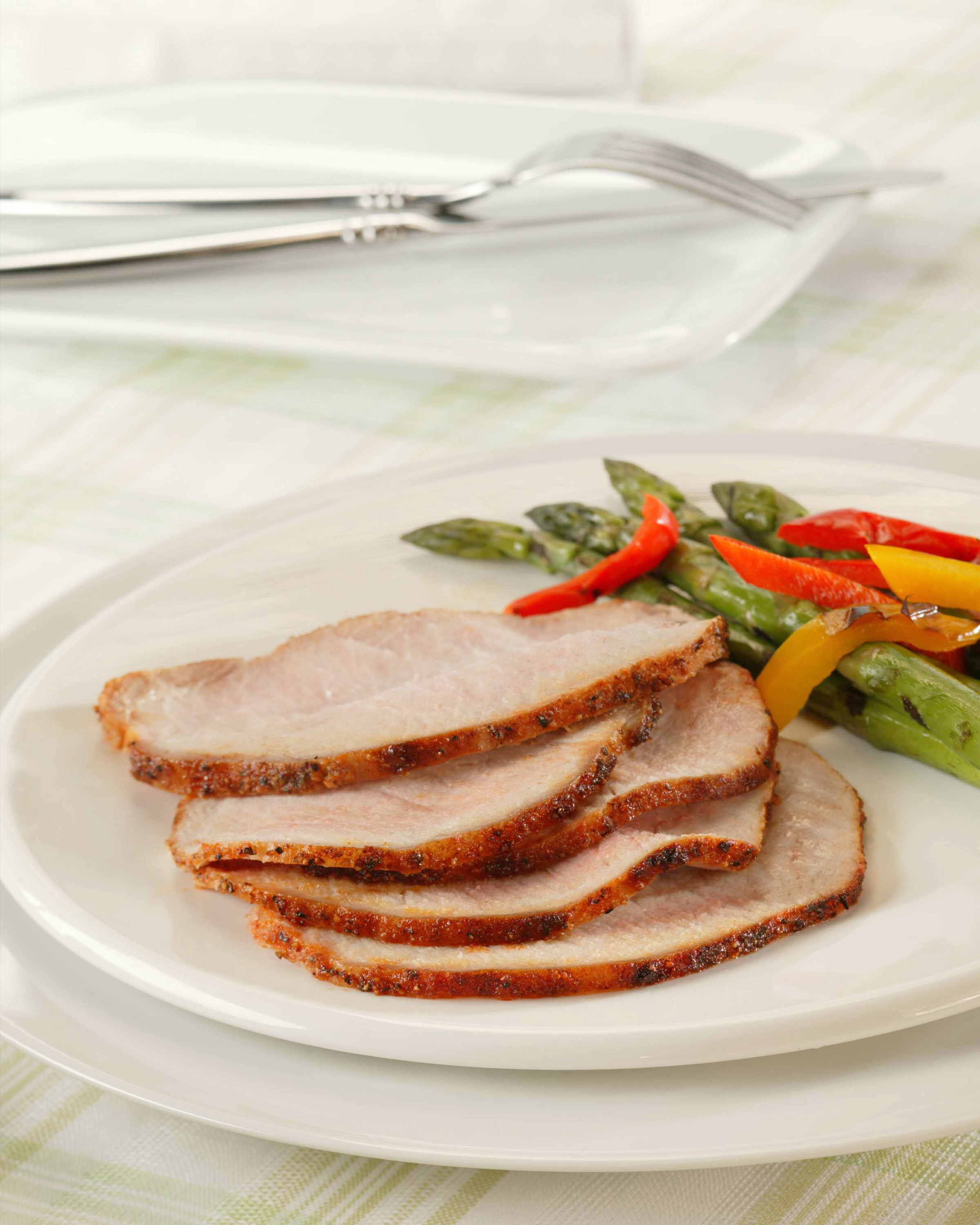 Grilled Pork Loin  Rubbed and Grilled Pork Loin Pork Recipes Pork Be Inspired