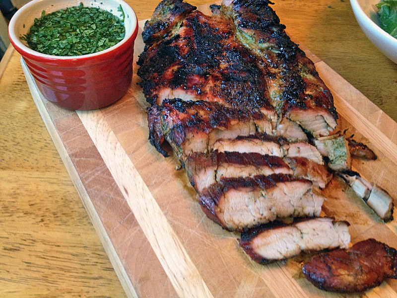 Grilled Pork Loin  grilled pork tenderloin