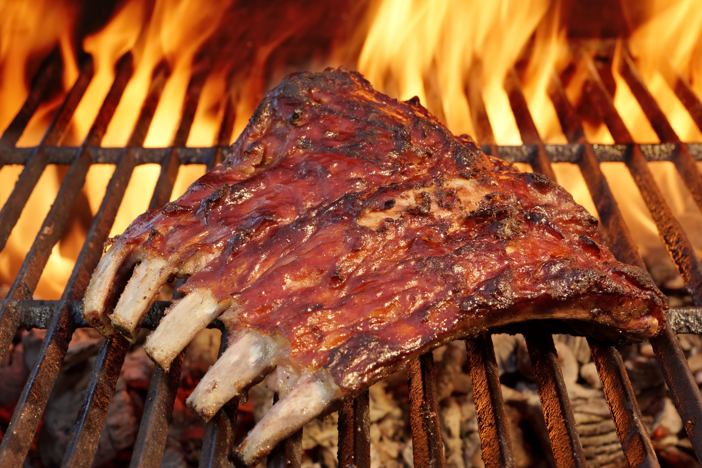 Grilled Pork Ribs  Grilled Root Beer Pork Ribs – Summer Grilling Spectacular