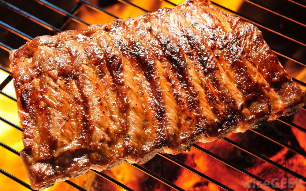 Grilled Pork Ribs  Wednesdays BBQ Baby Back Ribs Miceli s Restaurant
