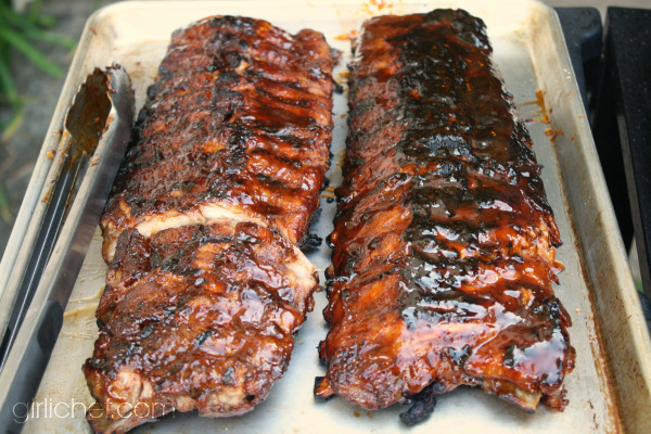 Grilled Pork Ribs Recipe  Barbecue Ribs simple and tender All Roads Lead to the