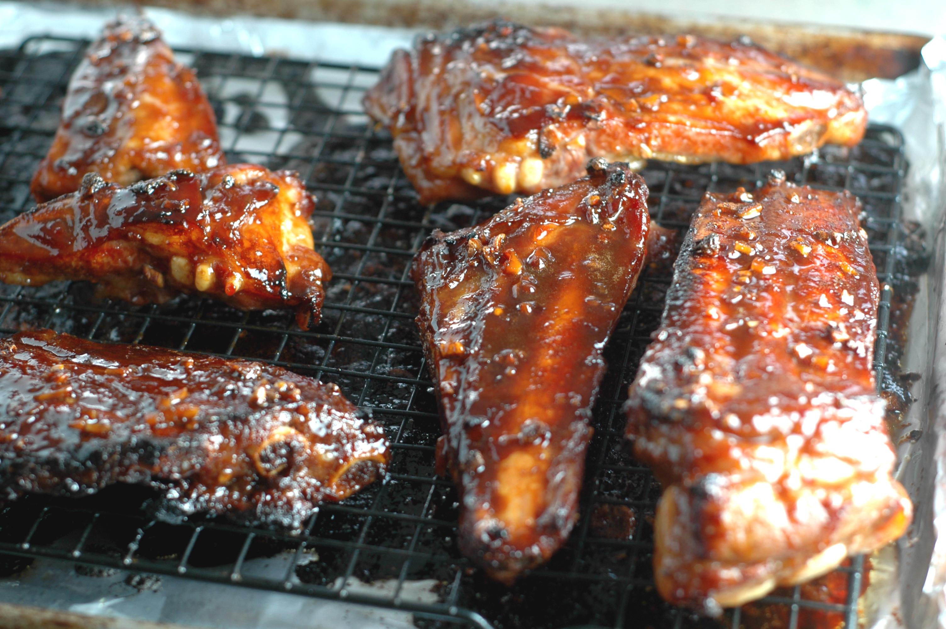 Grilled Pork Ribs Recipe  grilled pork ribs marinade