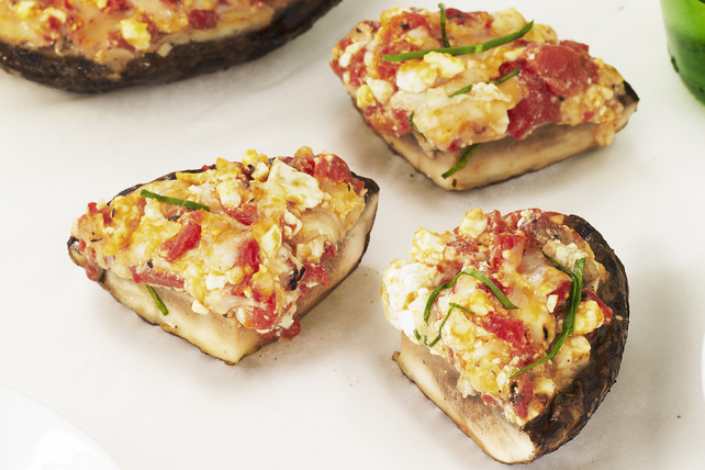 Grilled Stuffed Portobello Mushrooms  Grilled Stuffed Portobello Mushrooms Recipe Kraft Canada