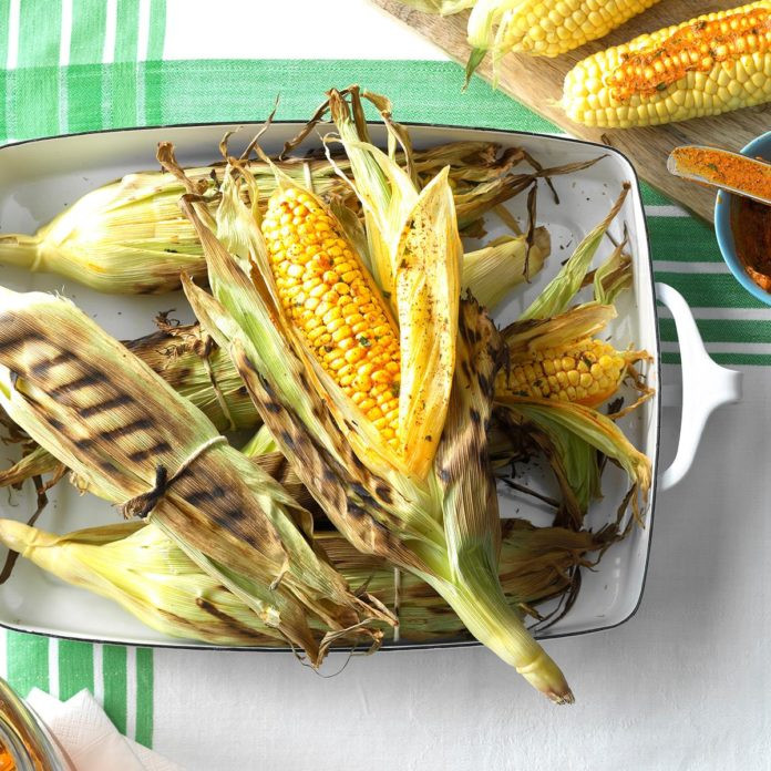 Grilled Sweet Corn  35 Easy Grilling Recipes Absolutely Anyone Can Master