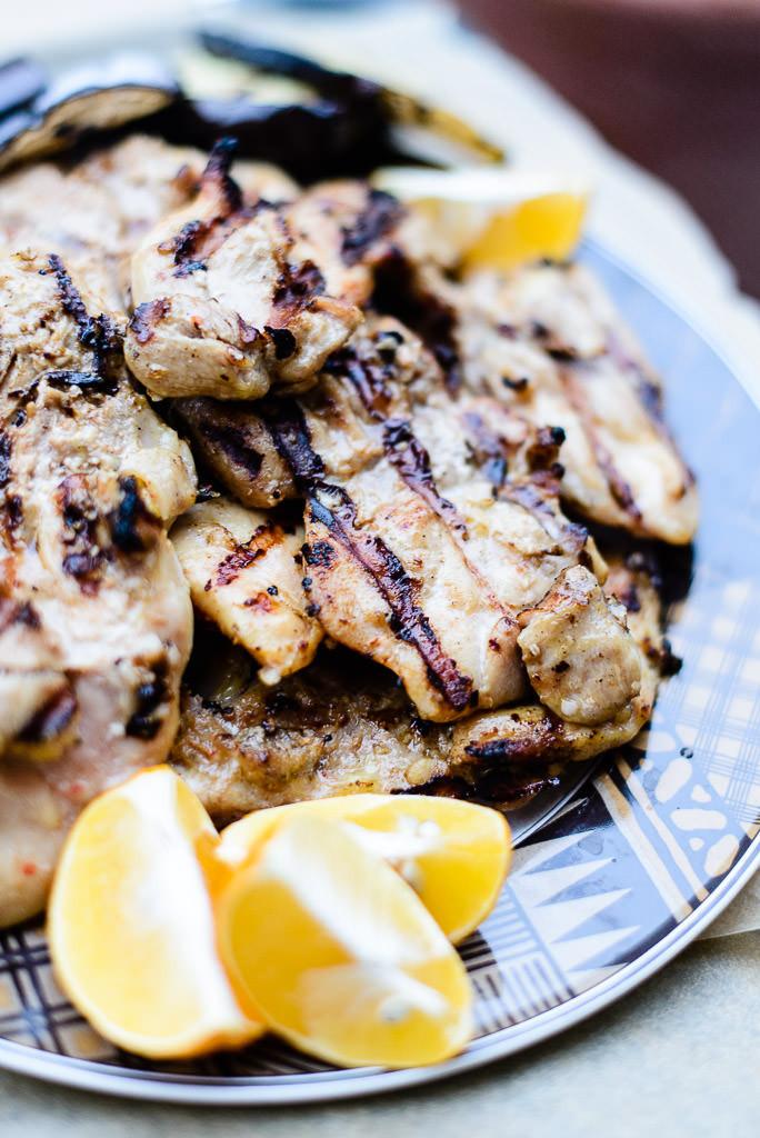 Grilling Boneless Chicken Thighs  Grilled Boneless Chicken Thigh Recipe