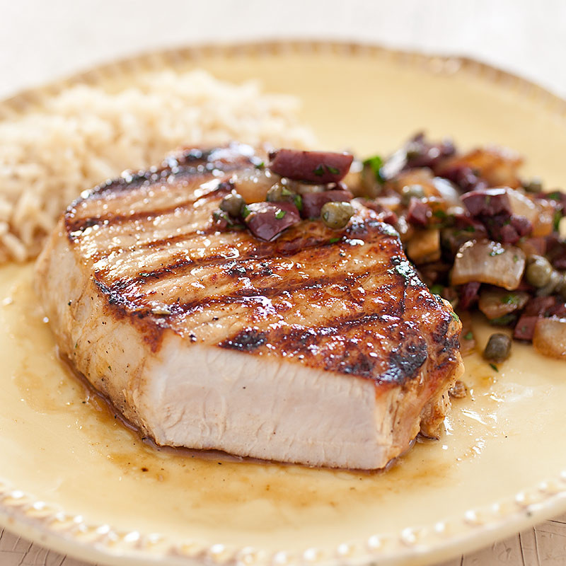 Grilling Boneless Pork Chops  Easy Grilled Boneless Pork Chops