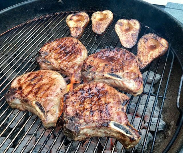 Grilling Boneless Pork Chops  The Butcher s Guide to Pork Chops