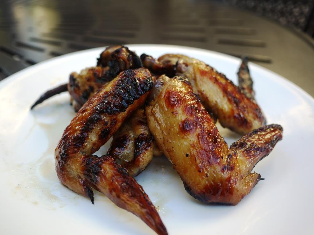 Grilling Chicken Wings  Grilled Chicken Wings Easy Chinese Style Easy Chinese