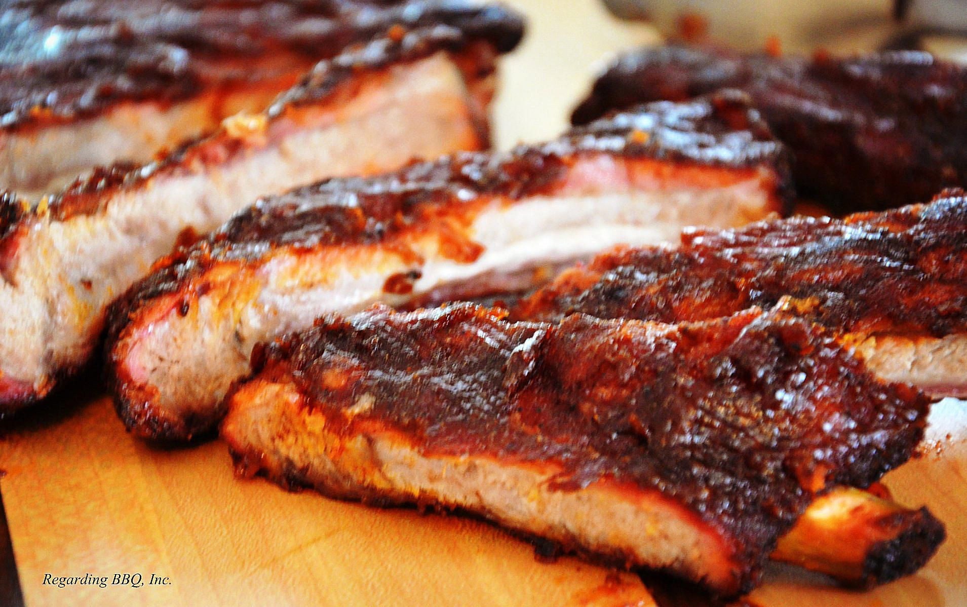 Grilling Pork Ribs  How to Cook Barbecue Ribs on a Gas Grill