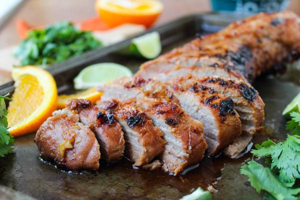 Grilling Pork Tenderloin  Grilled Pork Tenderloin 20 Expert Recipes that Will Make