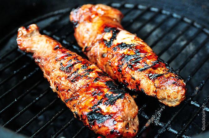 Grilling Pork Tenderloin  BBQ Pork Tenderloin Recipe Add a Pinch