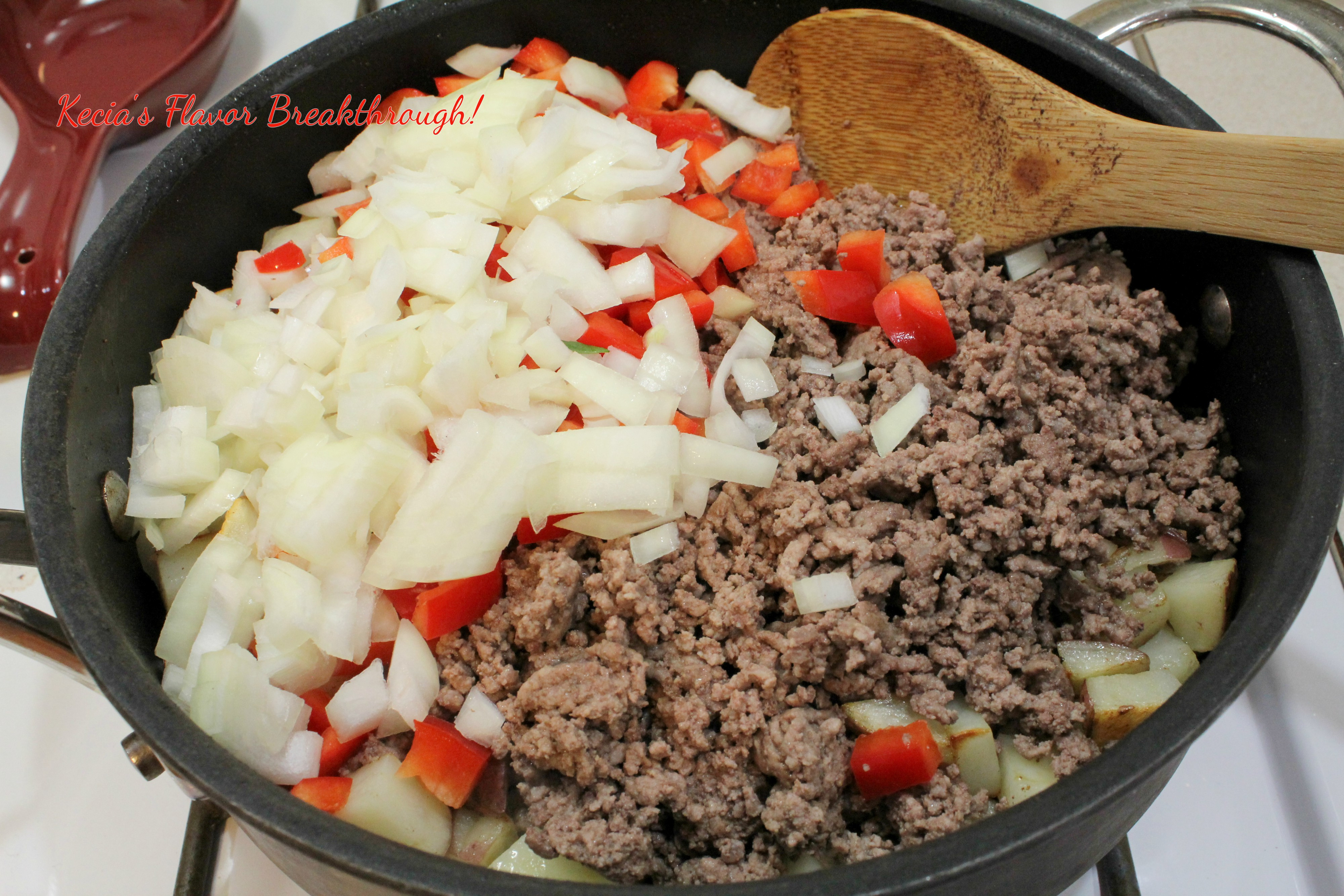 Ground Beef And Potato Recipes Quick  ground beef and potatoes skillet