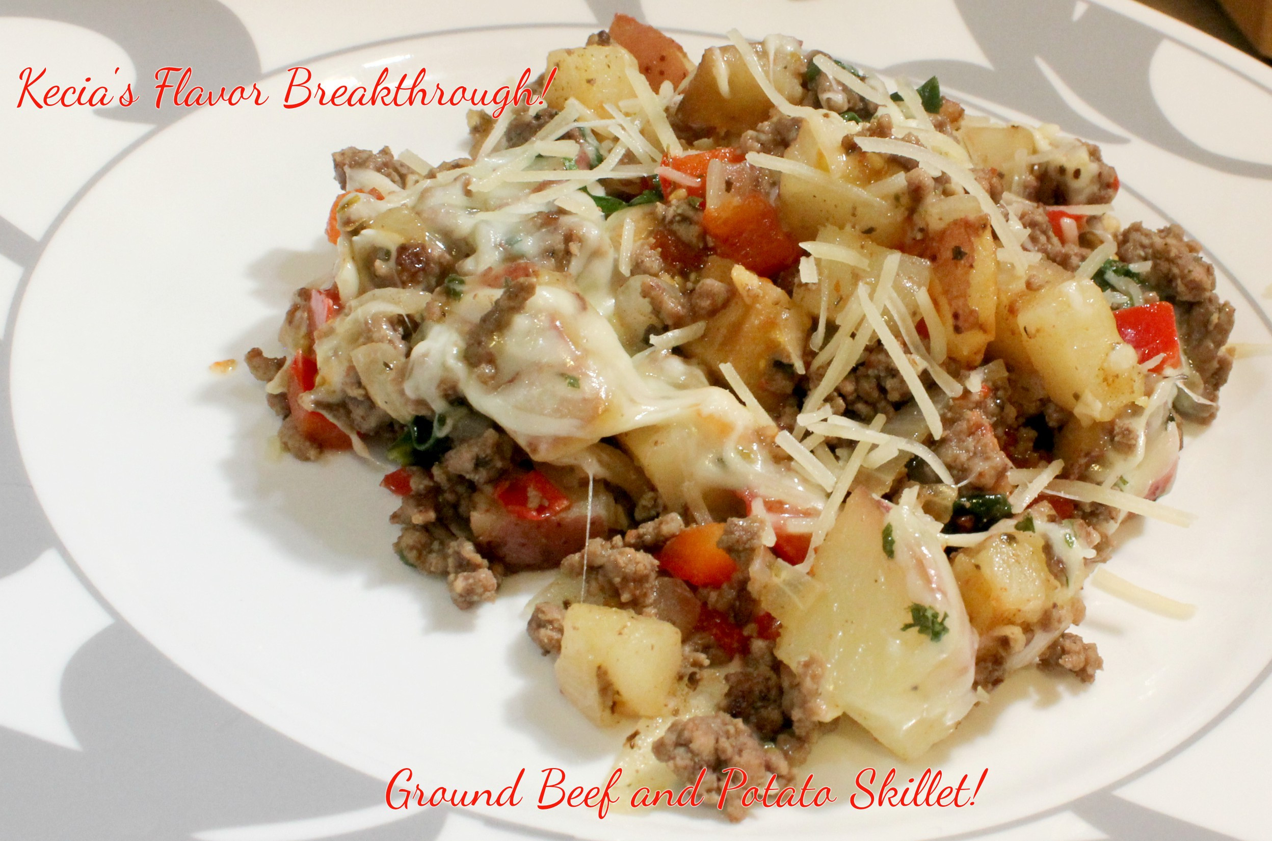 Ground Beef And Potatoes Recipes  ground beef and potatoes skillet