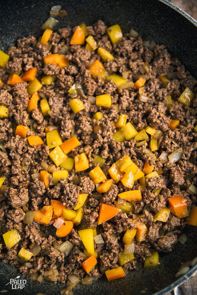 Ground Beef And Potatoes Recipes  ground beef and sweet potato recipe paleo