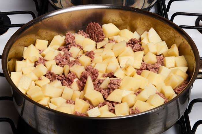 Ground Beef And Potatoes Recipes  mexican ground beef and potatoes