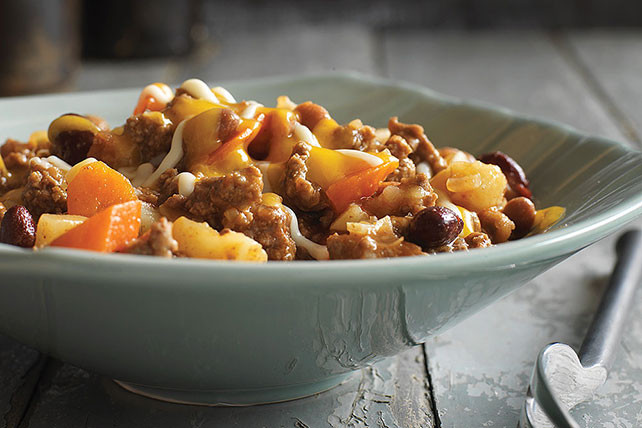 Ground Beef And Potatoes Recipes  Ground Beef and Potatoes Dinner Kraft Recipes
