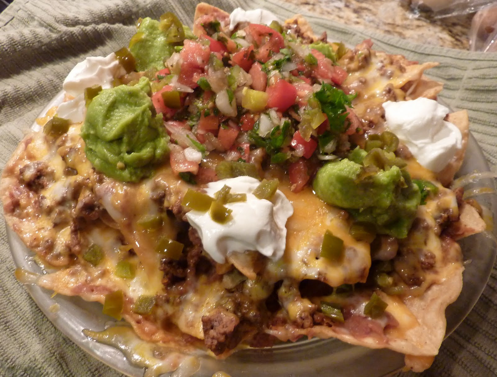 Ground Beef Nachos  Nachos With Ground Beef