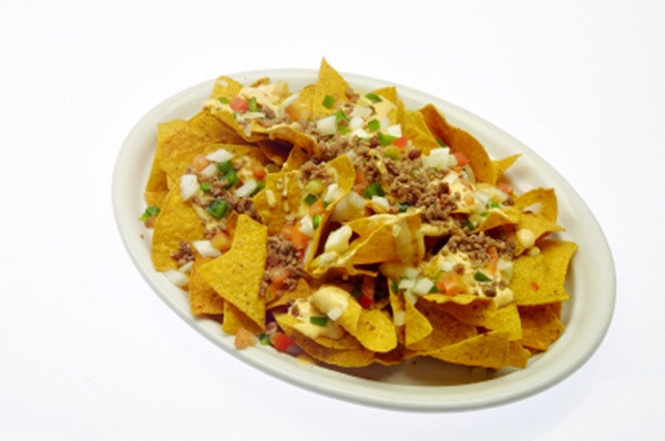 Ground Beef Nachos  Tonight s Dinner Ground Beef Nachos