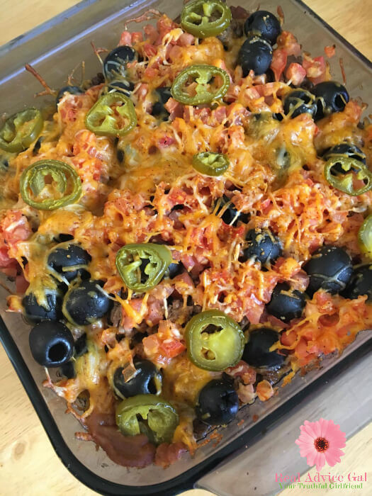 Ground Beef Nachos  Kroger 123 Rewards Visa Card Nachos Supreme Recipe