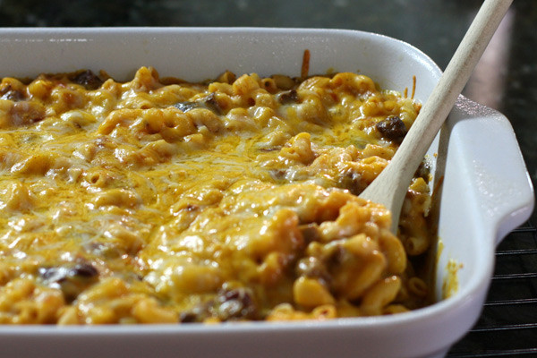 Ground Beef Pasta Casserole Recipes  Ground Beef Casserole with Pasta and Tomatoes