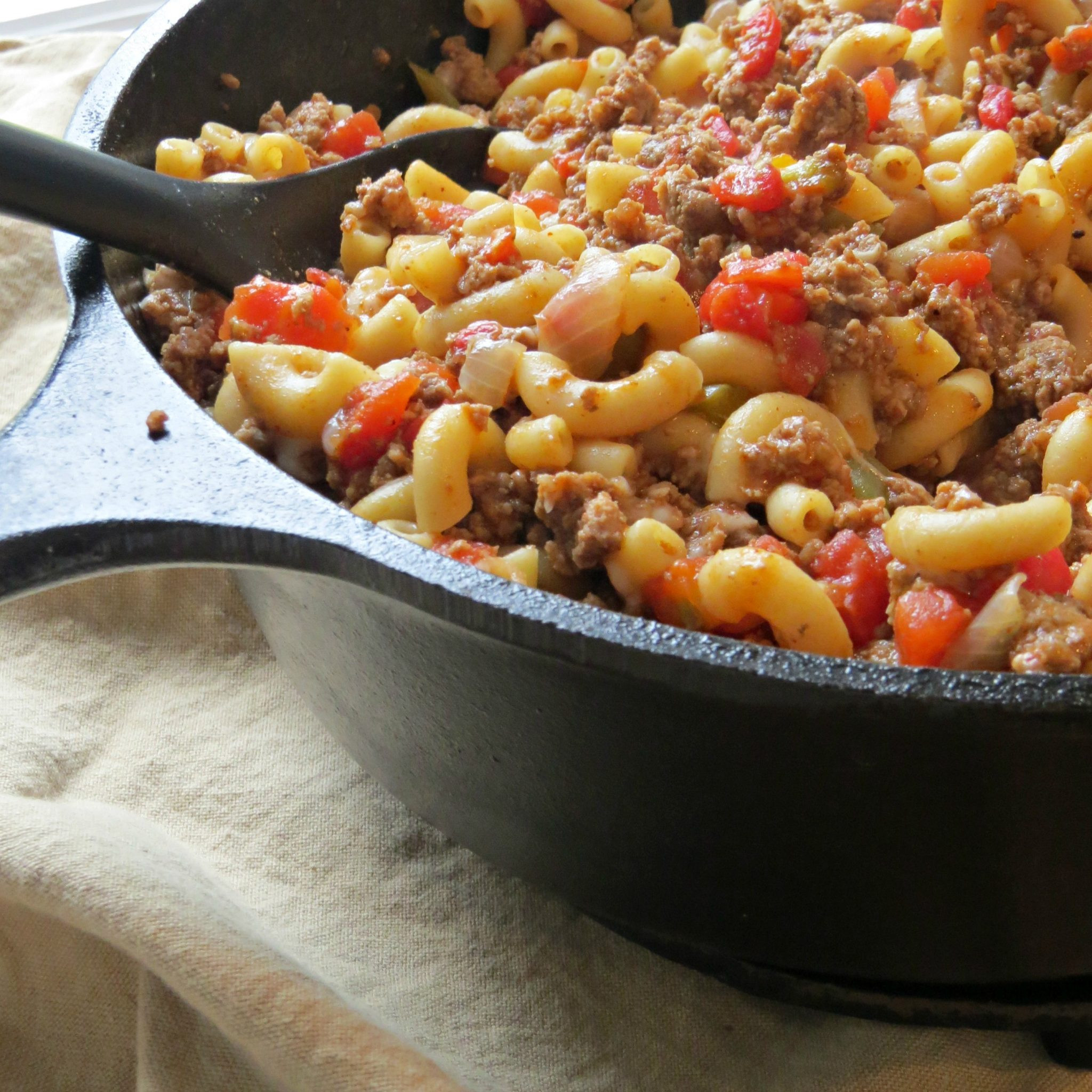 Ground Beef Pasta Casserole Recipes  This Ground Beef Pasta Casserole is a family favorite
