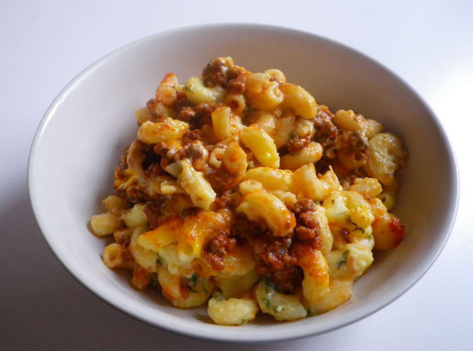 Ground Beef Pasta Casserole  Ground Beef Macaroni Casserole Recipe