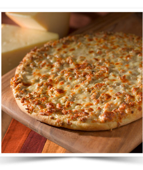 Ground Beef Pizza  Ground Beef Pizza