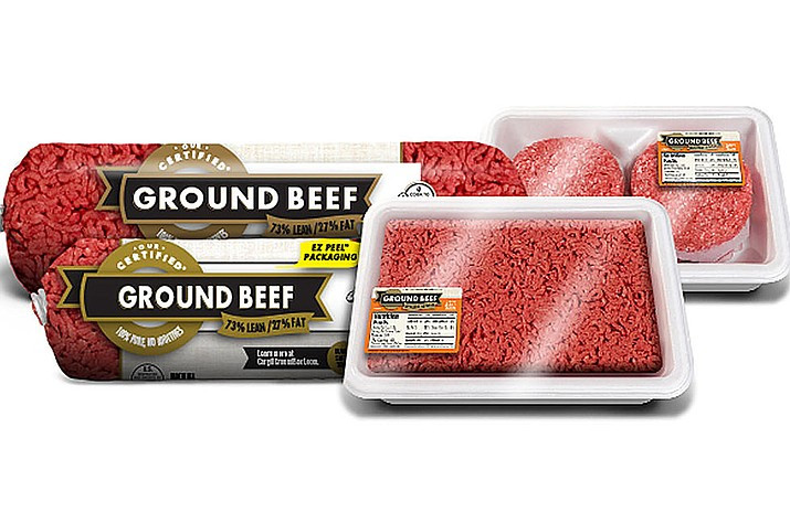 Ground Beef Recall  Cargill ground beef recalled — check your freezers