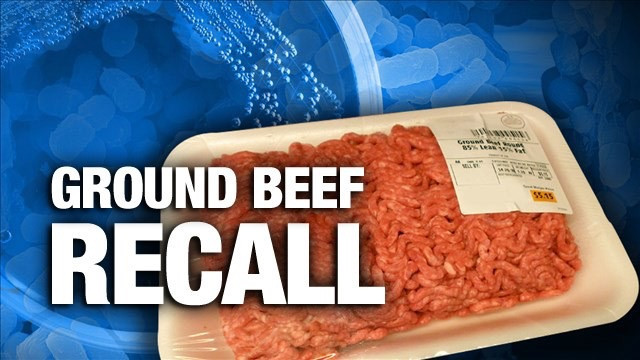 Ground Beef Recall  News Release All American Meats Inc Recalls Ground Beef